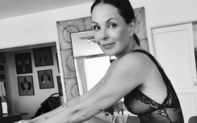 Carolina Ferraz já recusou tirar a roupa para a Playboy