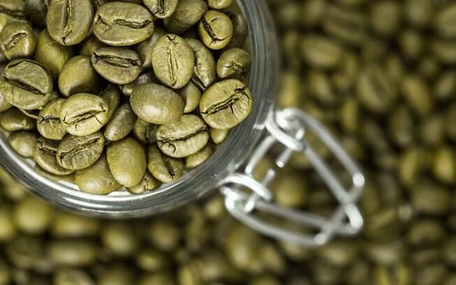 Café verde é um termogênico mais potente que o cafezinho de todos os dias