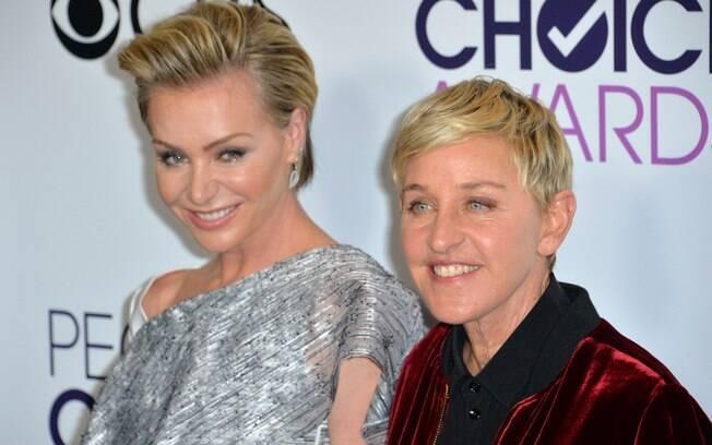 A outra mansão das famosas Ellen DeGeneres e Portia de Rossi também fica em Beverly Hills e foi vendida recentemente
