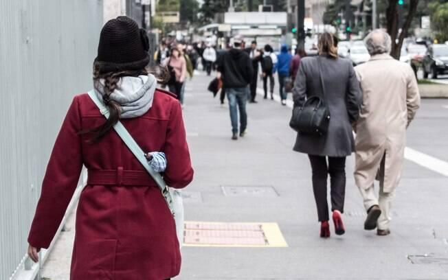 Cidade de São Paulo registrou as duas madrugadas mais frias do ano nesta sexta-feira e sábado