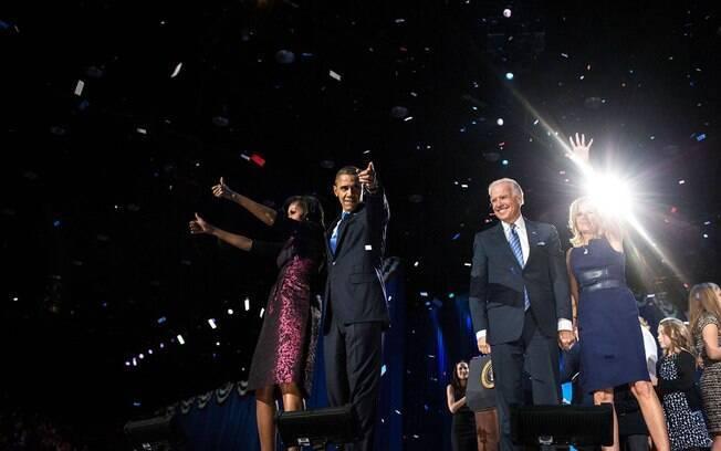 Barack Obama se despede do cargo da presidência dos Estados Unidos
