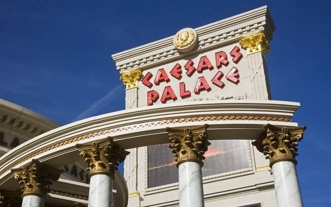O Caesars Palace tem quase 50 anos de existência