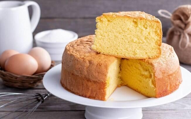 6 receitas de bolos clássicos para você fazer hoje mesmo!