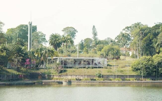 Polo Ecoturístico localizado em Parelheiros