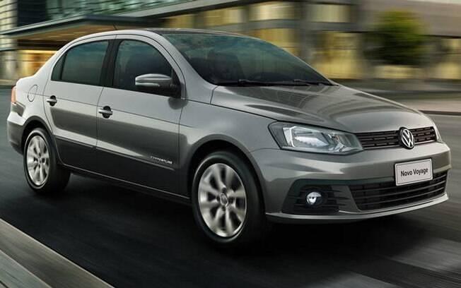 Volkswagen Voyage: na configuração Comfortline, com motor 1.6 e câmbio manual, custa R$ 59.700