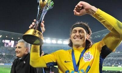 FIFA parabeniza Cássio e relembra atuação de 2012