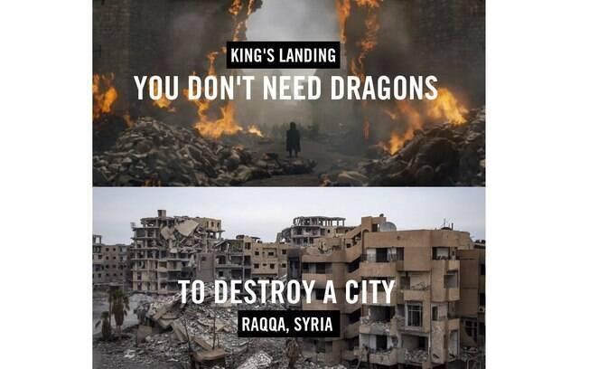 Síria Game Of Thrones