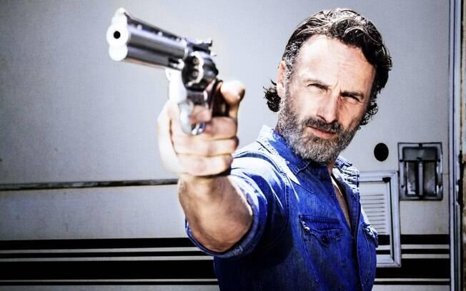 Fox divulga imagens inéditas da oitava temporada de ''The Walking Dead''