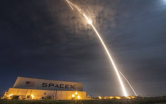 SpaceX, do CEO da Tesla Elon Musk