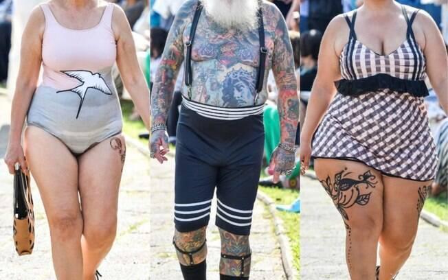 A moda é para todos