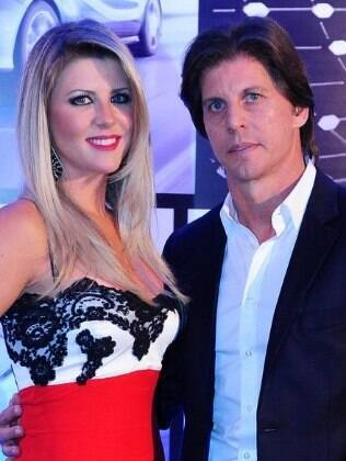 Íris Stefanelli e Jerônimo Teixeira