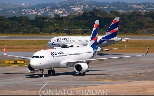 LATAM lança promoção para voos nacionais e internacionais