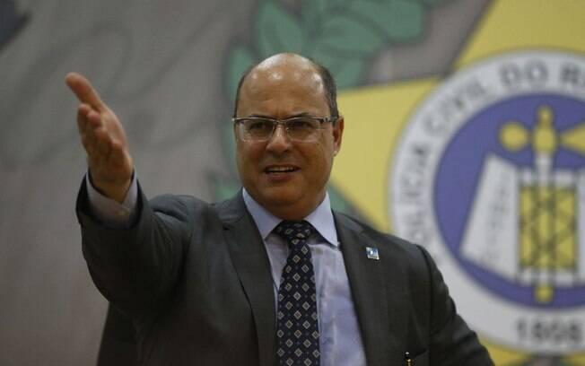 O Rio de Janeiro, governado por Wilson Witzel, foi o único estado em crise financeira a aderir ao Regime de Recuperação Fiscal
