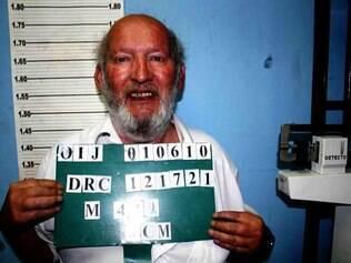 Indiciado: Jean-Claude Mas, o fundador da PIP ao ser preso, en Six-Four, na região da Côte d'Azur francesa