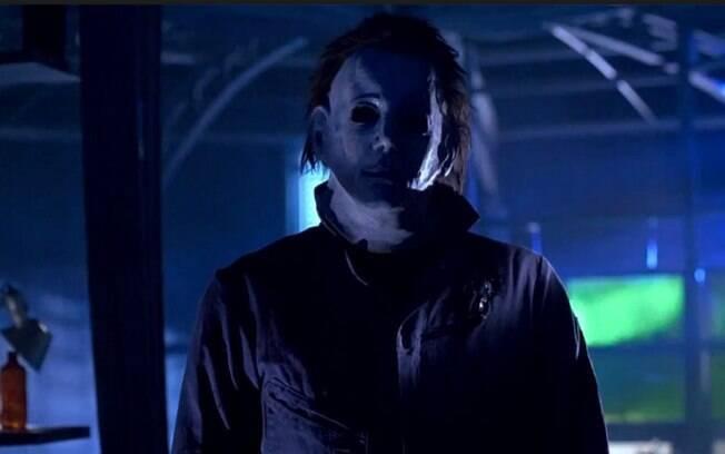 Michael Myers ganhou uma nova máscara para o filme