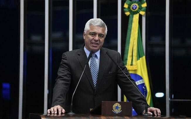 Senador Major Olímpio (PSL-SP)