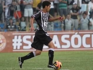 Magno Alves, um dos líderes da equipe cearense