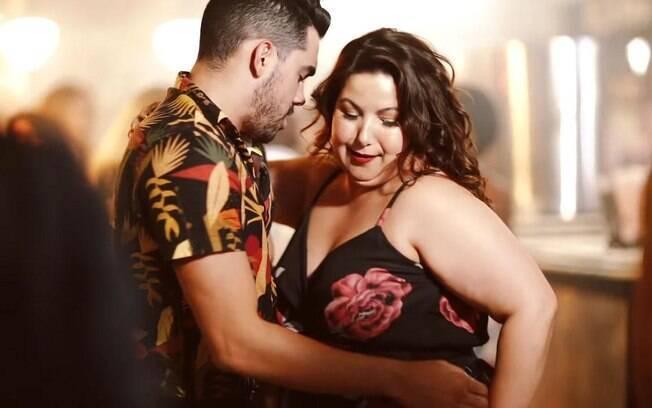 Gabriel Diniz no clipe de Jenifer