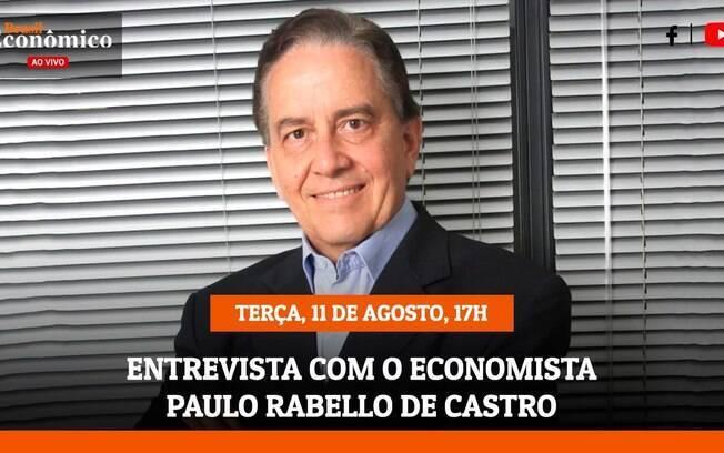 Paulo Rabello é o convidado do iG nesta terça (11)