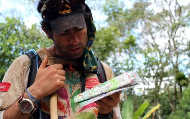 Rafael Campos é um dos atletas mais  experientes em corrida de aventura no Brasil