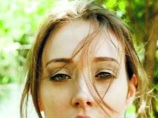 Amanda Griza, 19, trabalha como modelo desde os 11 anos