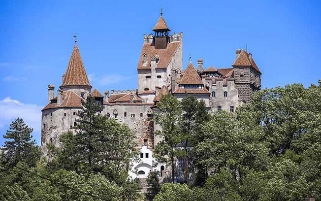 Castelo de Bran, na Romênia