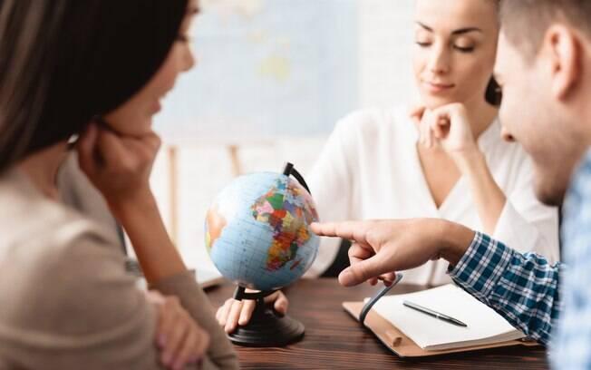 O personal travel trabalha elaborando uma viagem que atenda em todos os aspecto se expectativas dos turistas