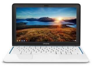 O dispositivo da HP com o Google é baseado no Chromebook 11 lançado em outubro que tinha apenas conexão Wi-Fi