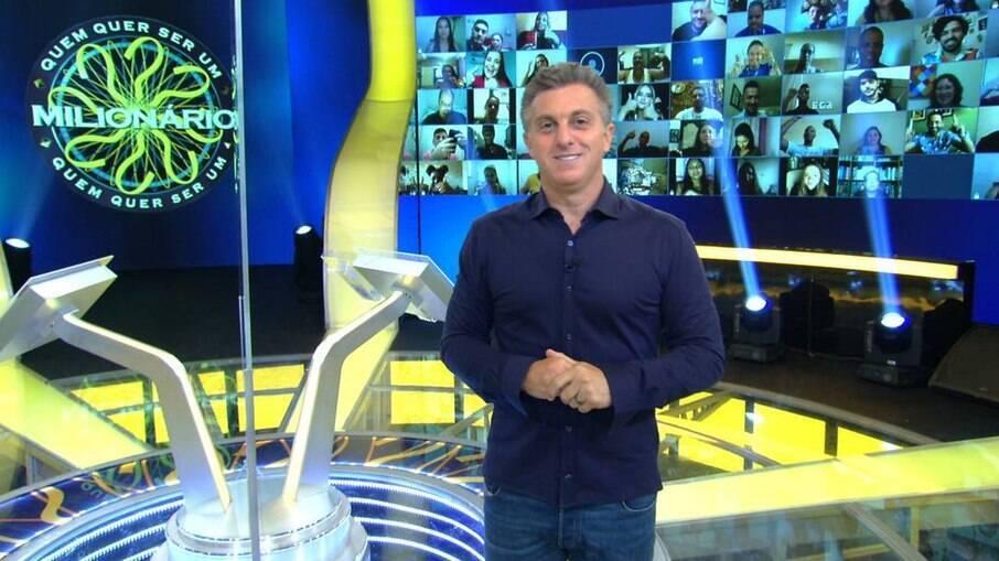 Luciano Huck deixa 'Caldeirão'