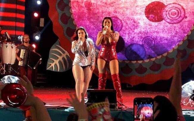 Simone e Simaria retornam com show no Carnaval de Olinda