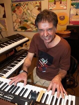 Arnaldo Baptista está produzindo 'Esphera', seu próximo álbum