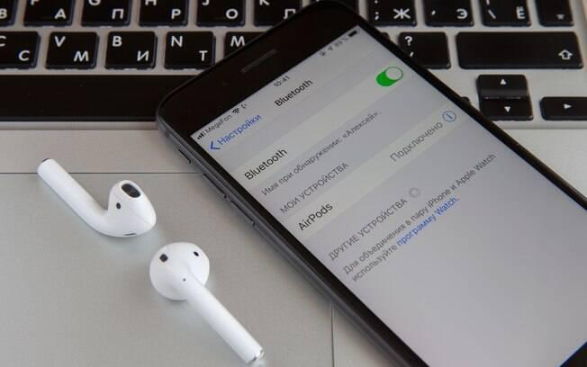 O novo iPhone pode permitir a conexão de dois dispositivos de áudio simultaneamente graças ao Bluetooth 5.0