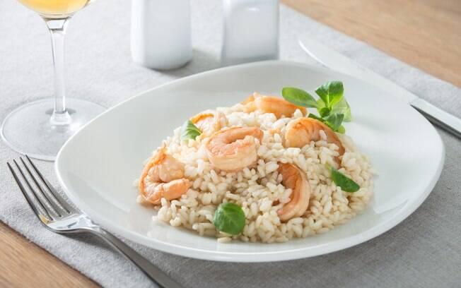 Listamos sete receitas de risoto para você inovar na cozinha e aproveitar a versatilidade desse prato