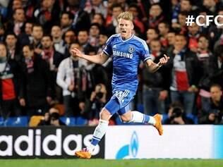 André Schürrle abriu o caminho para vitória heroica do Chelsea em Stamford Bridge