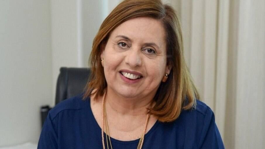 Valéria Paranaguá, secretária de Saúde de Palmas