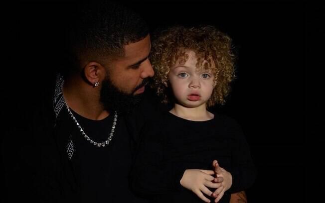 Drake e o filho