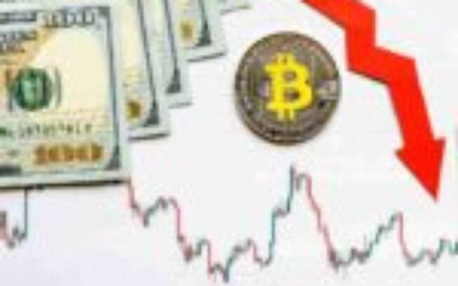 Bitcoin cai R$10 mil enquanto 18 mil BTC se moveram, o que aconteceu?