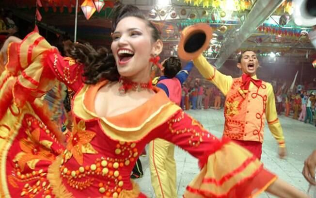 Em Mossoró, festa de São João tem forte caráter regional