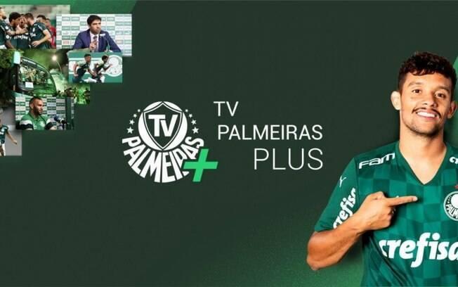 Palmeiras lança nova plataforma de streaming