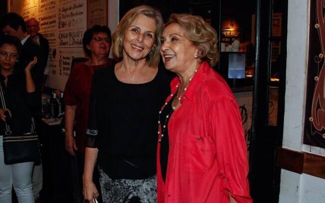 Irene Ravache e Eva Wilma