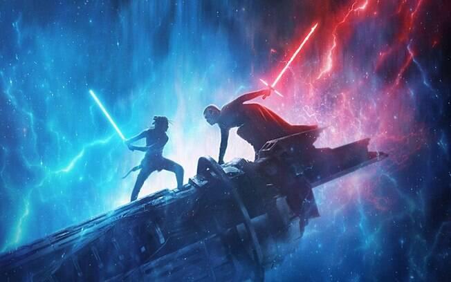 Cinco motivos para assistir A Ascensão de Skywalker