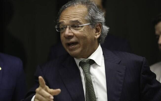 Paulo Guedes falou sobre a reforma da Previdência, citando um novo regime trabalhista opcional para os jovens
