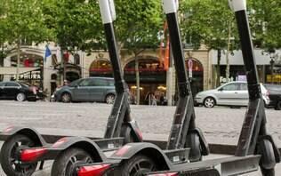 Jovem morre em acidente com patinete elétrico em Paris