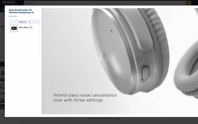 Bose é uma das marcas que incluíram vídeos na Amazon para reduzir procura por demonstrações no YouTube