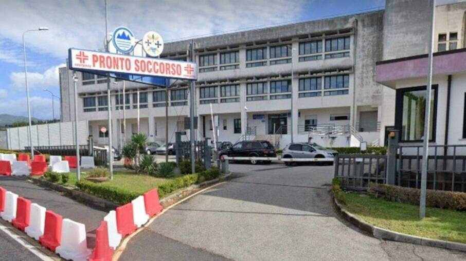 Hospital Ciaccio, na Itália