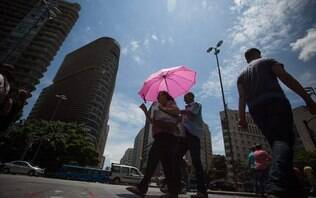 Termômetros continuam subindo e São Paulo tem sexta-feira ensolarada