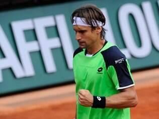 Semifinalista no ano passado em Roland Garros, Ferrer ainda não perdeu nenhum set nesta edição do Grand Slam