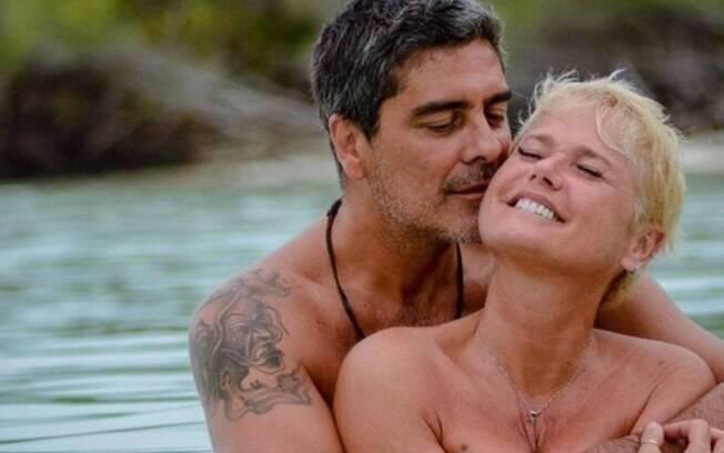 Xuxa e Junno: veganismo melhorou vida sexual
