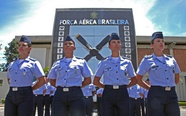 Os aprovados farão o curso no Centro de Instrução e Adaptação da Aeronáutica, em Minas Gerais