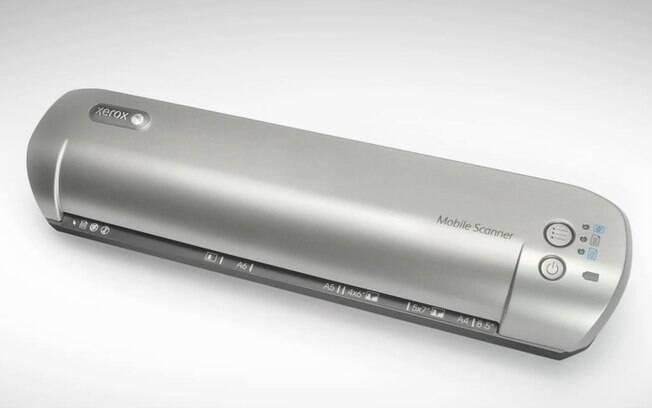 Novo scanner da Xerox, ainda não disponível no Brasil, digitaliza documentos e envia para iPhone, Android ou PC